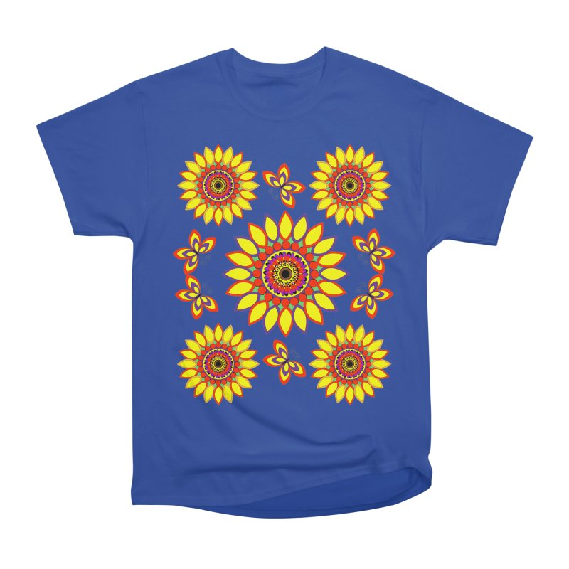 Daisy Days of Summer Women's Classic Unisex T-Shirt by jandeangelis's Artist Shop