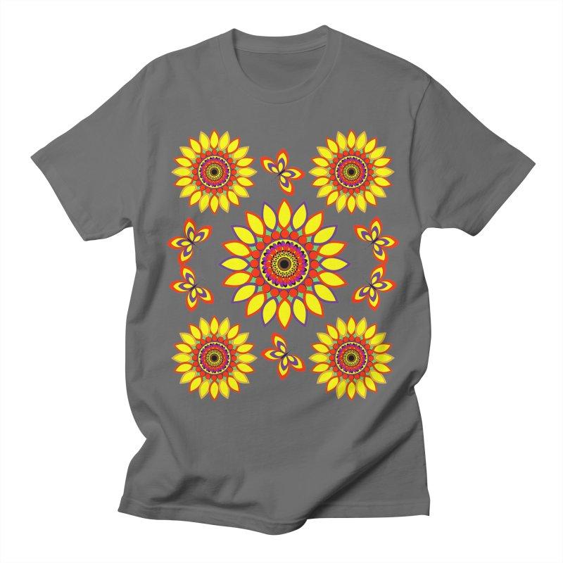 Daisy Days of Summer Women's T-Shirt by jandeangelis's Artist Shop