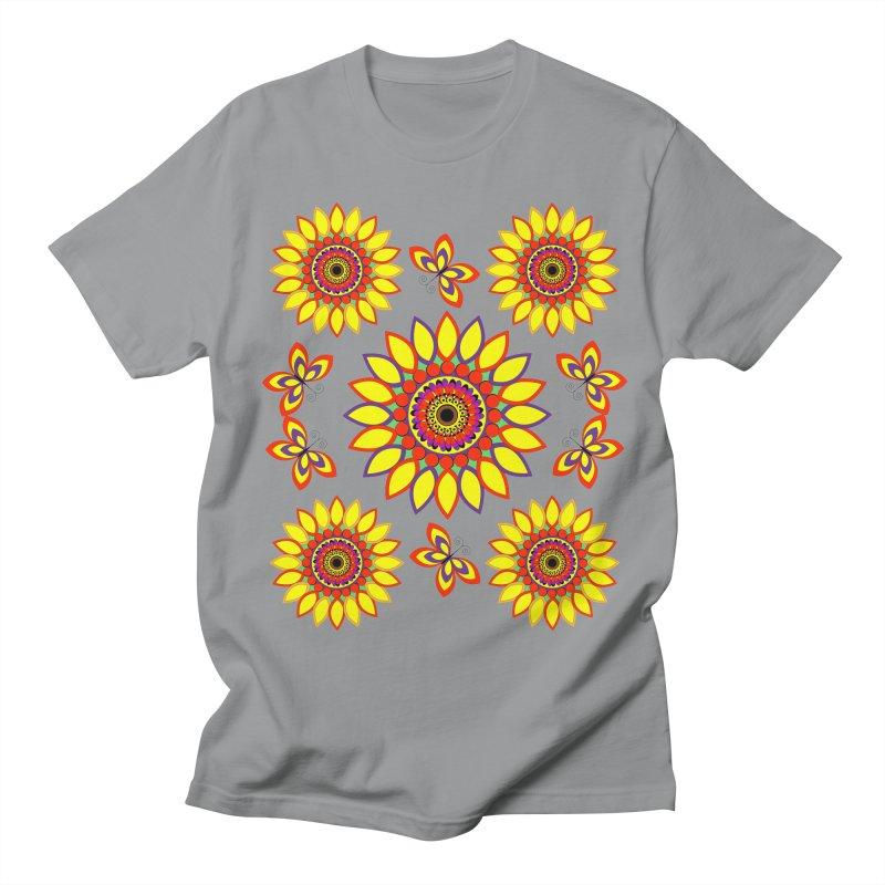 Daisy Days of Summer Women's Regular Unisex T-Shirt by jandeangelis's Artist Shop