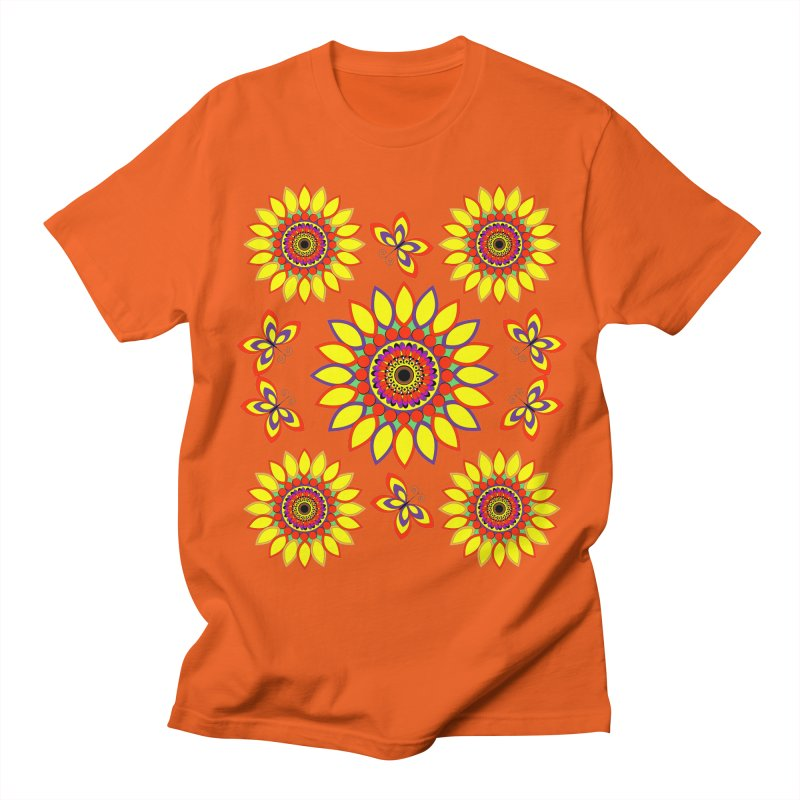 Daisy Days of Summer Women's Unisex T-Shirt by jandeangelis's Artist Shop