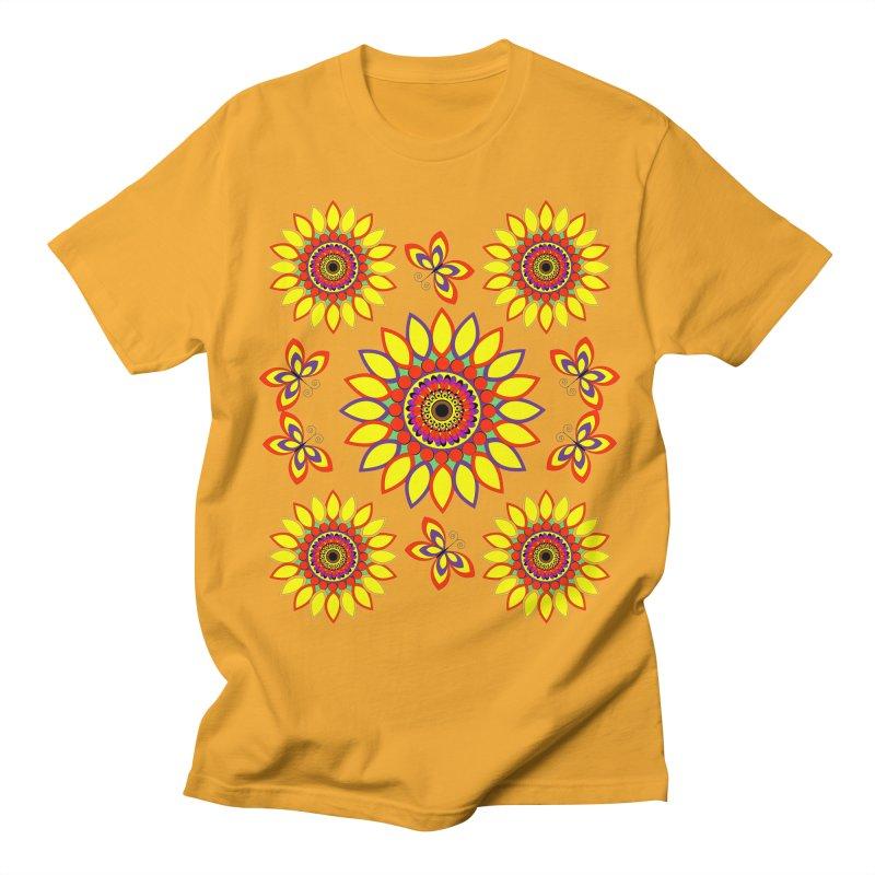 Daisy Days of Summer Women's Unisex T-Shirt by jandeangelis's Artist Shop