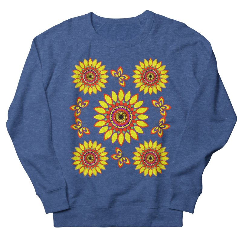Daisy Days of Summer Women's Sweatshirt by jandeangelis's Artist Shop