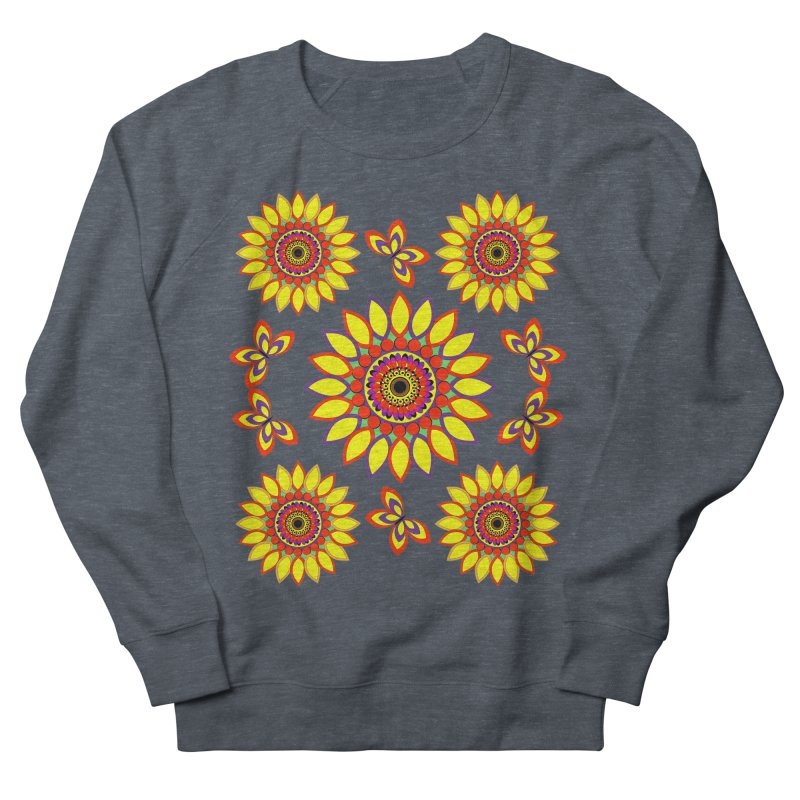 Daisy Days of Summer Women's Sweatshirt by jandeangelis's Artist Shop