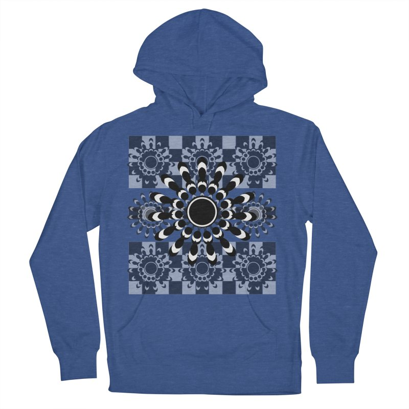 Flower Power  Women's Pullover Hoody by jandeangelis's Artist Shop
