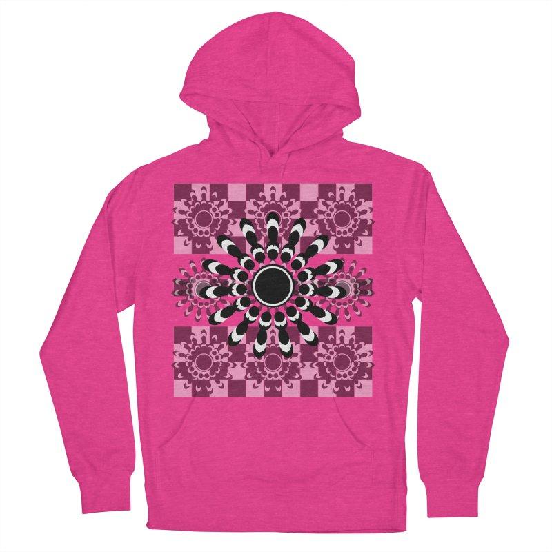 Flower Power  Women's Pullover Hoody by jandeangelis's Artist Shop