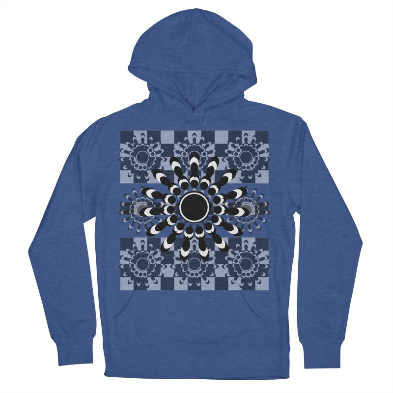 Flower Power  Men's Pullover Hoody by jandeangelis's Artist Shop