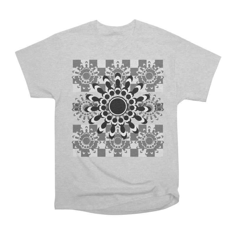 Flower Power  Women's Heavyweight Unisex T-Shirt by jandeangelis's Artist Shop