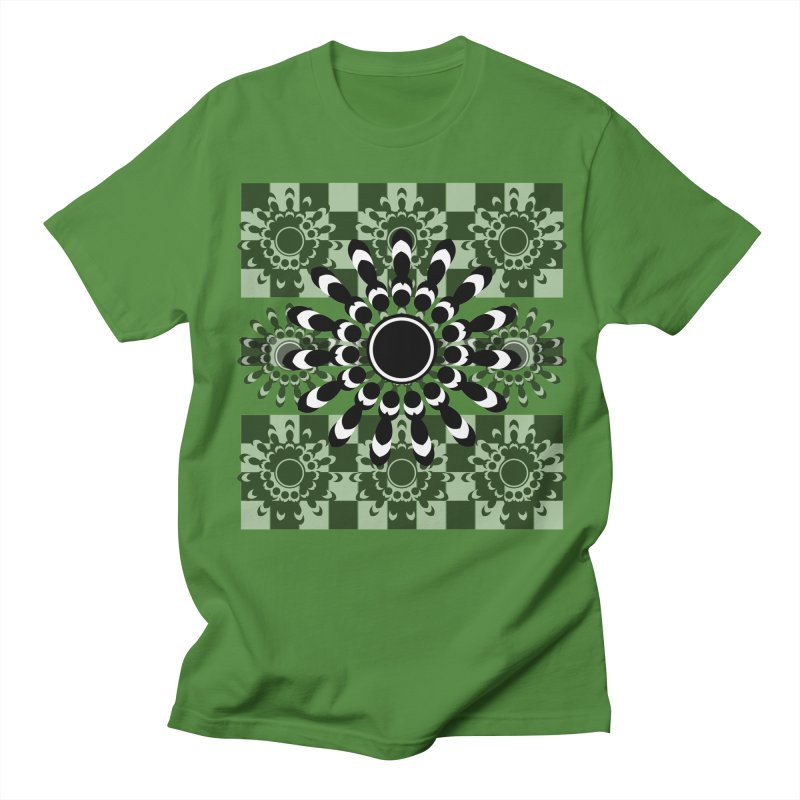 Flower Power  Men's Regular T-Shirt by jandeangelis's Artist Shop