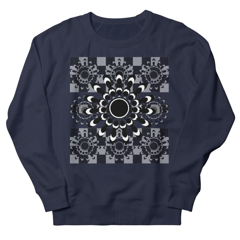 Flower Power  Women's Sweatshirt by jandeangelis's Artist Shop