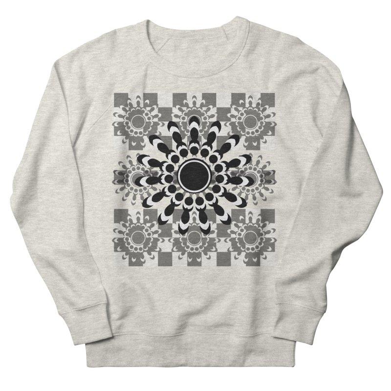 Flower Power  Women's Sweatshirt by jandeangelis's Artist Shop