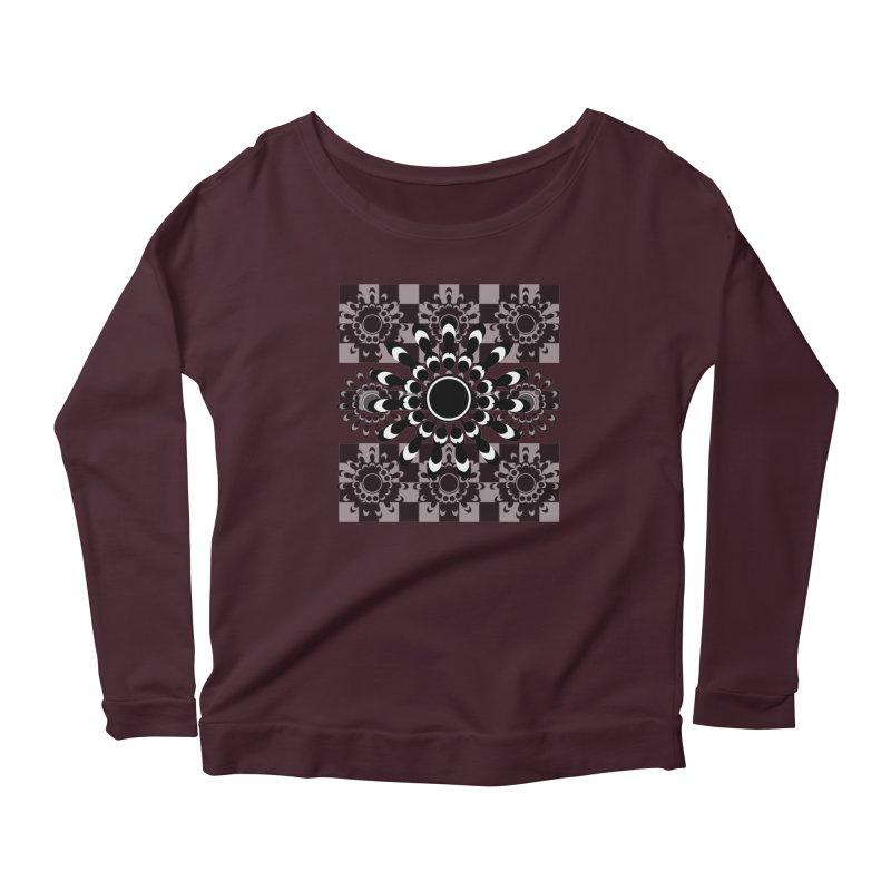 Flower Power  Women's Longsleeve T-Shirt by jandeangelis's Artist Shop
