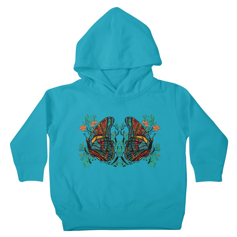 Turquoise Butterfly   by jandeangelis's Artist Shop