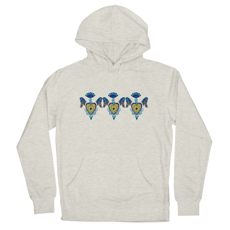 Jeweled Heart Butterflies Women's Pullover Hoody by jandeangelis's Artist Shop