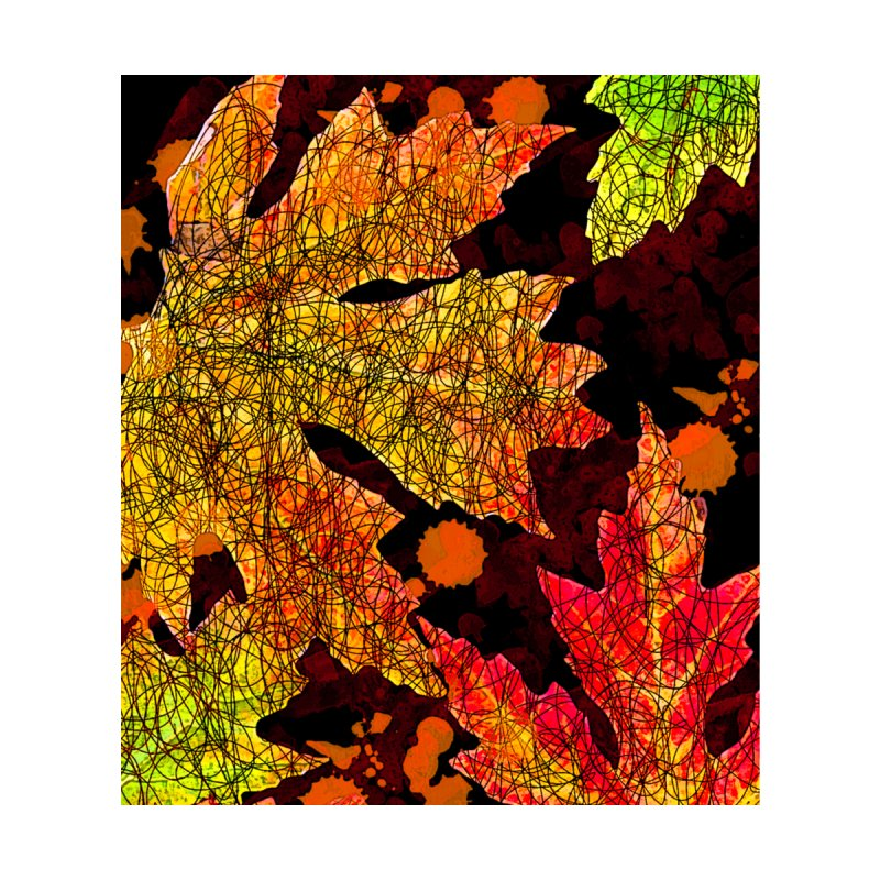 Fall Leaves by jandeangelis's Artist Shop