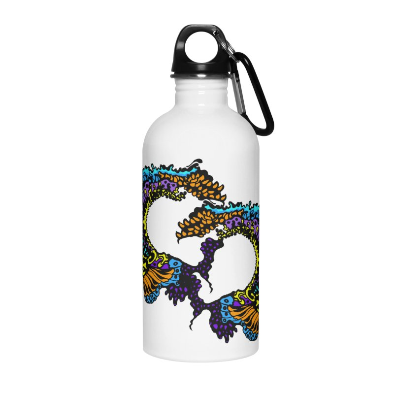 Butterflysplash Accessories Water Bottle by jandeangelis's Artist Shop