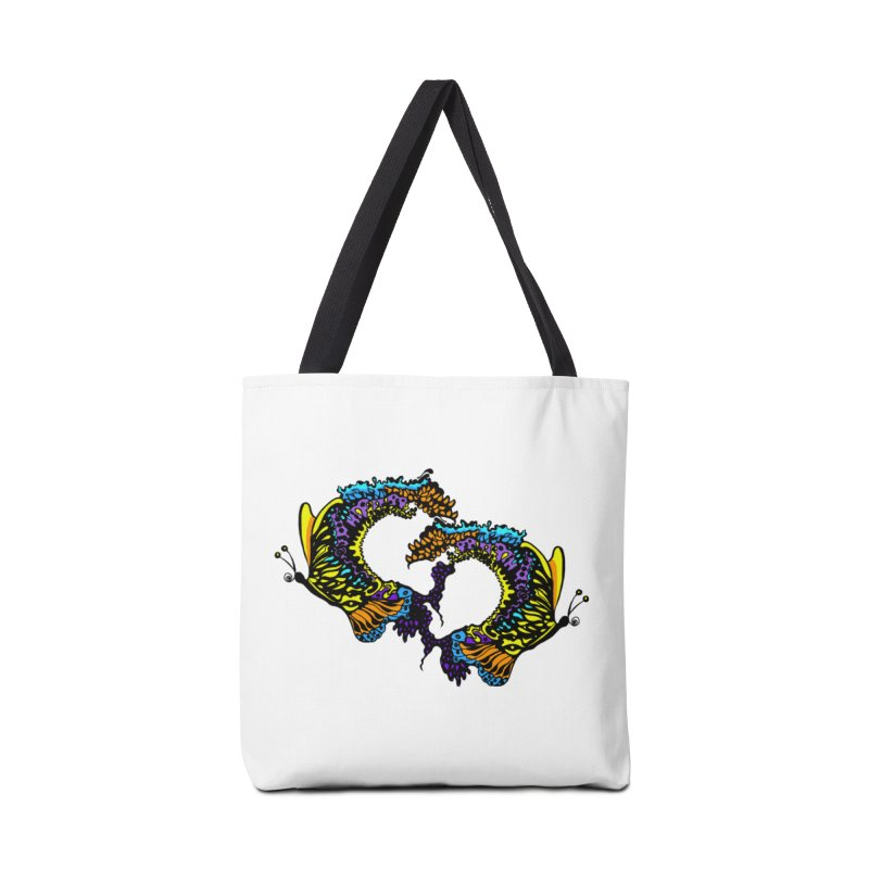 Butterflysplash Accessories Tote Bag Bag by jandeangelis's Artist Shop