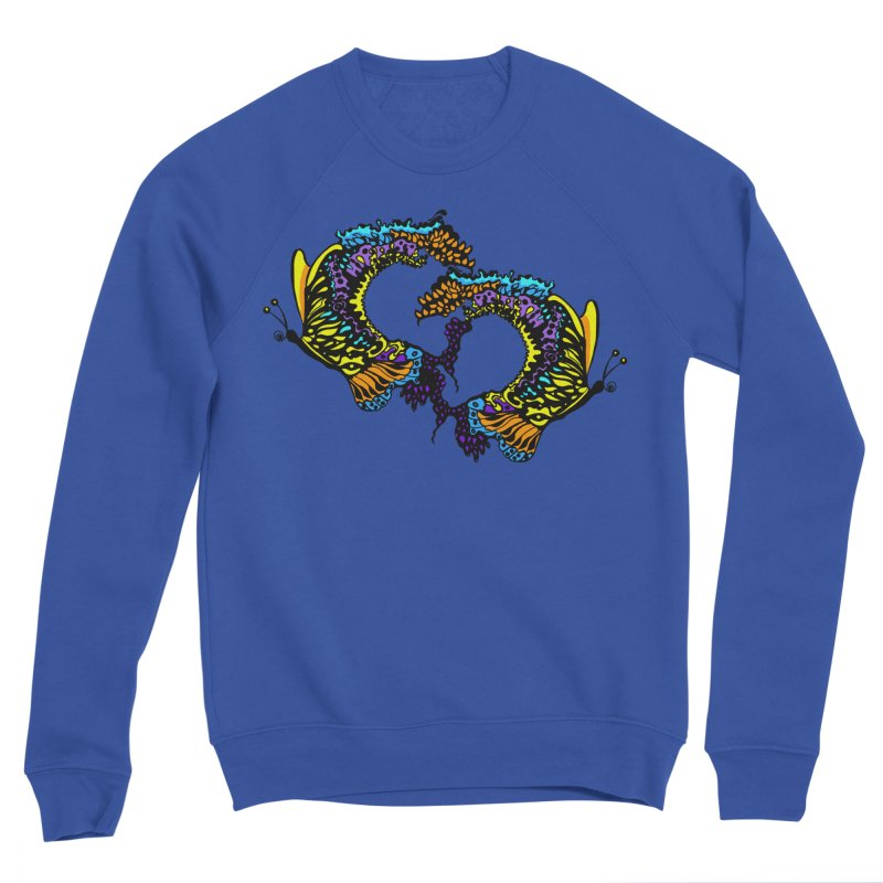 Butterflysplash Women's Sweatshirt by jandeangelis's Artist Shop