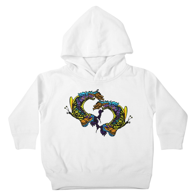 Butterflysplash Kids Toddler Pullover Hoody by jandeangelis's Artist Shop
