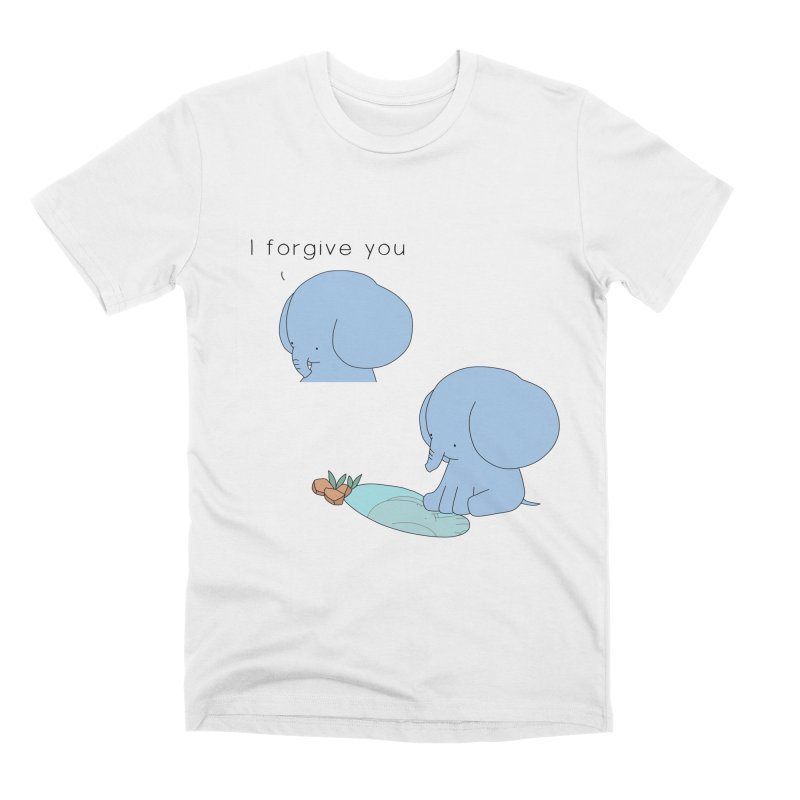 Forgive Men's T-Shirt by Jangandfox's Artist Shop