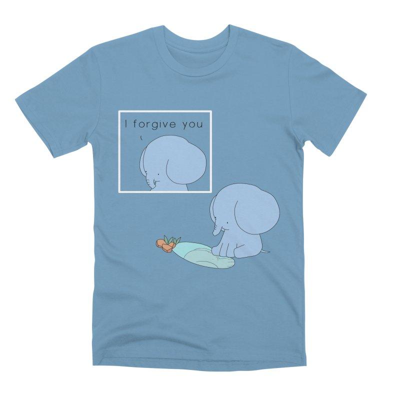 Forgive Men's Premium T-Shirt by Jangandfox's Artist Shop