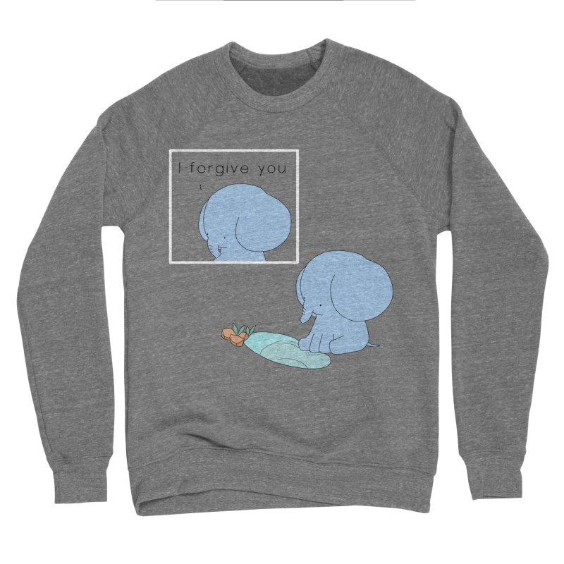 Forgive Men's Sweatshirt by Jangandfox's Artist Shop