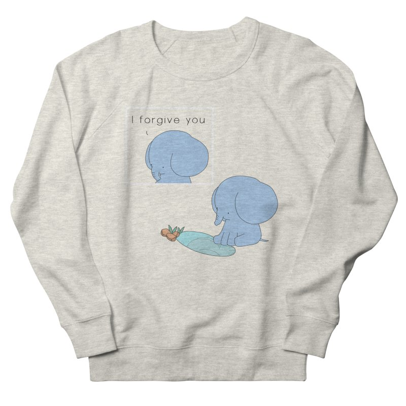 Forgive Men's Sweatshirt by Jangandfox's Artist Shop