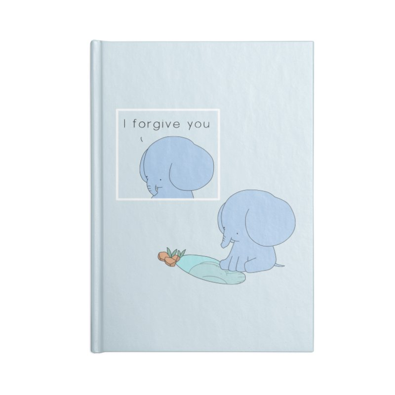 Forgive Accessories Notebook by Jangandfox's Artist Shop