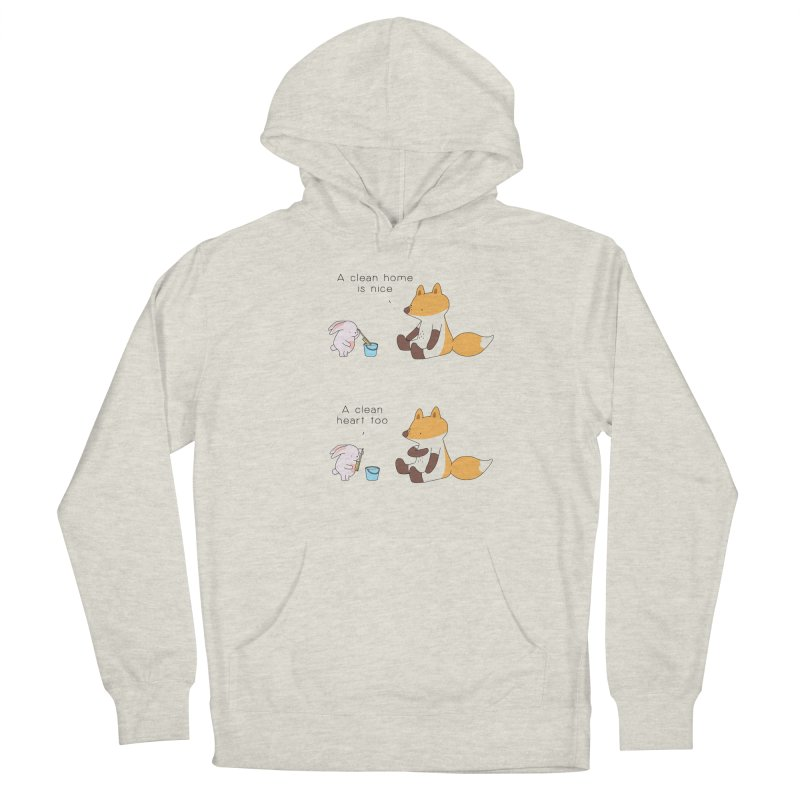 Keep it in the right place Men's Pullover Hoody by Jangandfox's Artist Shop