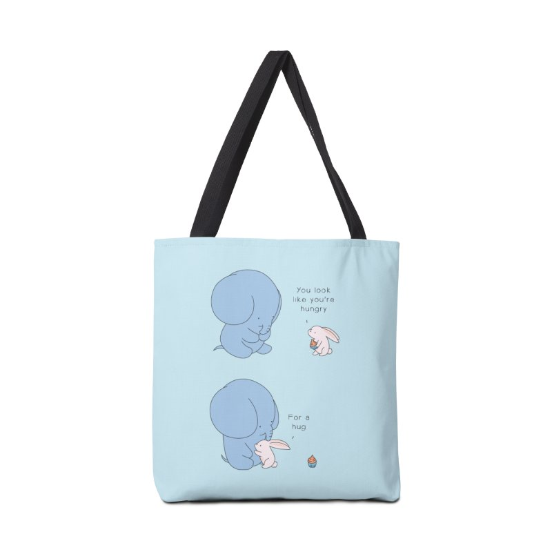 Are You Hug-hungry? Accessories Tote Bag Bag by Jangandfox's Artist Shop