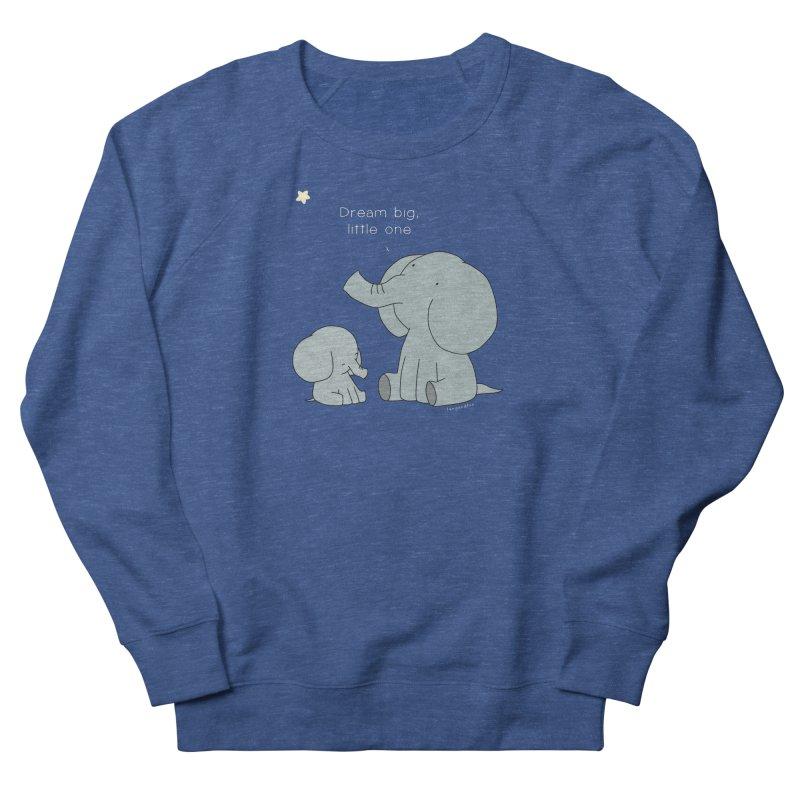 Dream Big, Little One Men's Sweatshirt by Jangandfox x Threadless Artist Shop