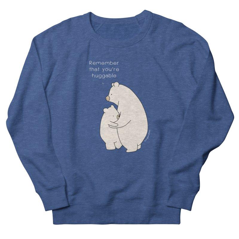 A Bear Hug Men's Sweatshirt by Jangandfox x Threadless Artist Shop