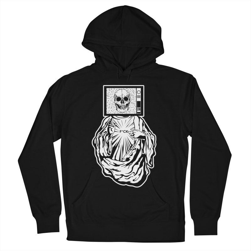 Media Messiah Men's Pullover Hoody by japdua's Artist Shop