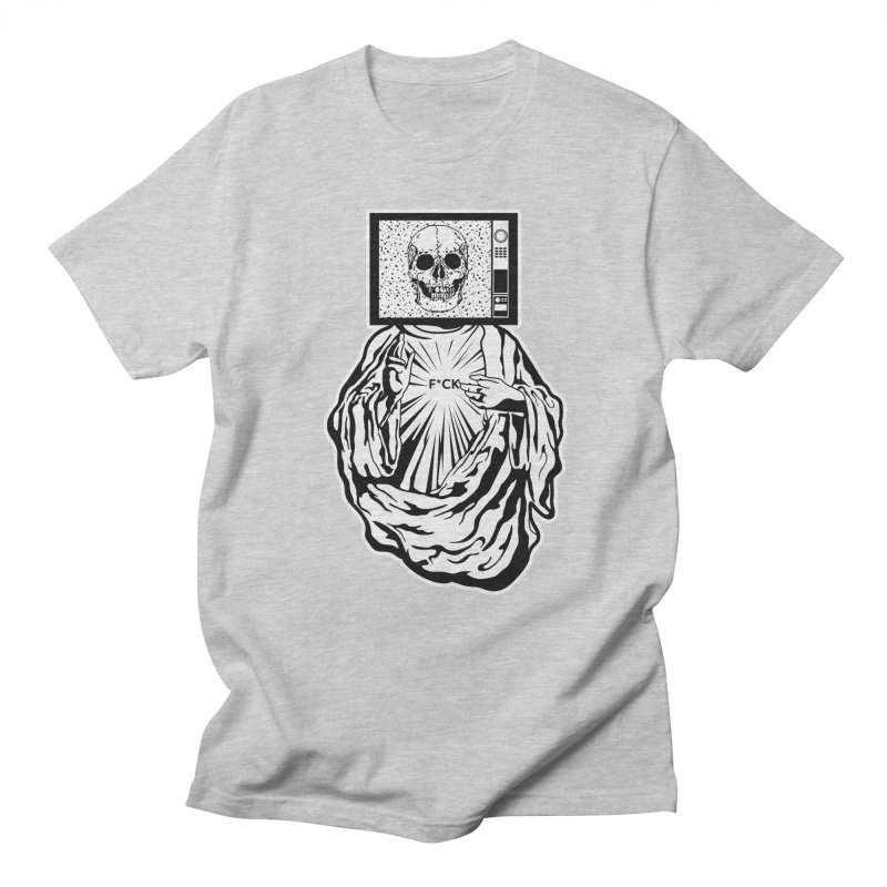 Media Messiah Men's T-Shirt by japdua's Artist Shop