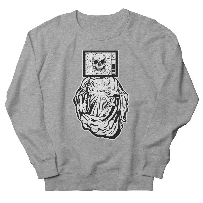 Media Messiah Men's Sweatshirt by japdua's Artist Shop