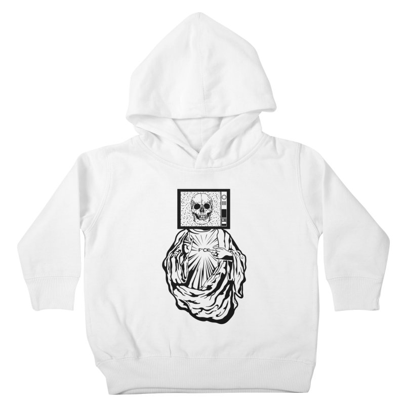 Media Messiah Kids Toddler Pullover Hoody by japdua's Artist Shop