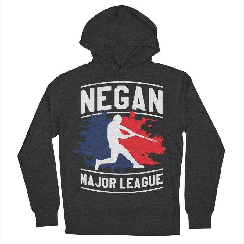 Negan-Major-League Women's Pullover Hoody by japdua's Artist Shop