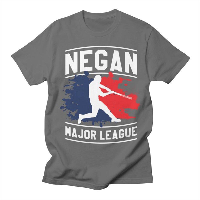 Negan-Major-League Women's Unisex T-Shirt by japdua's Artist Shop