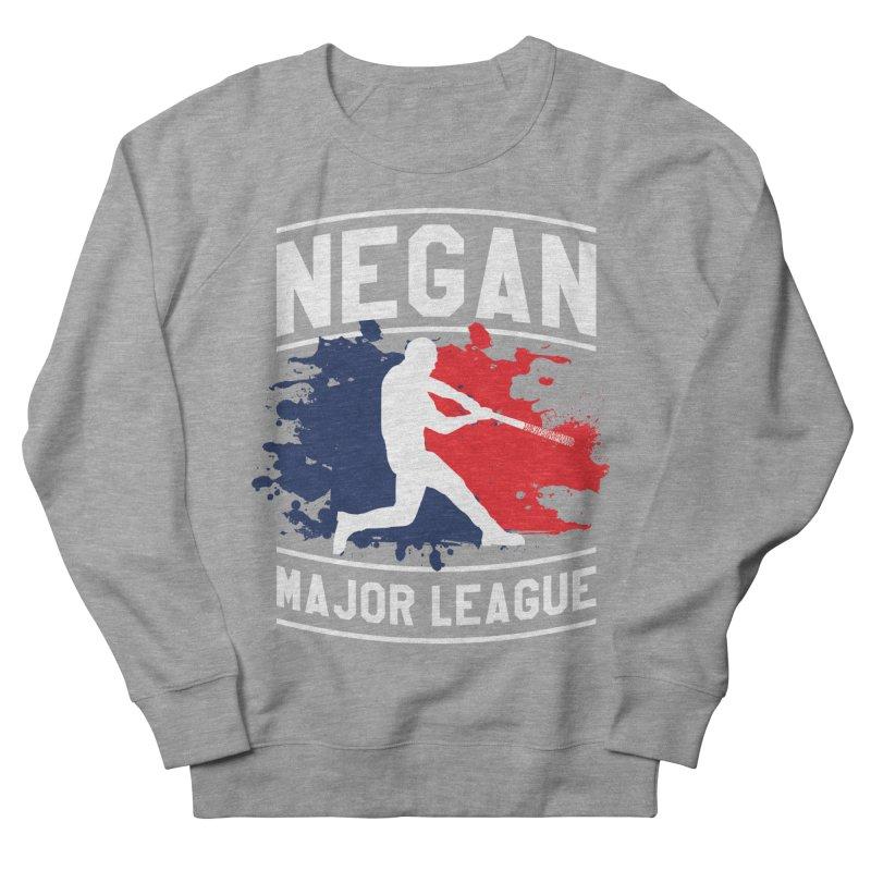 Negan-Major-League Women's Sweatshirt by japdua's Artist Shop