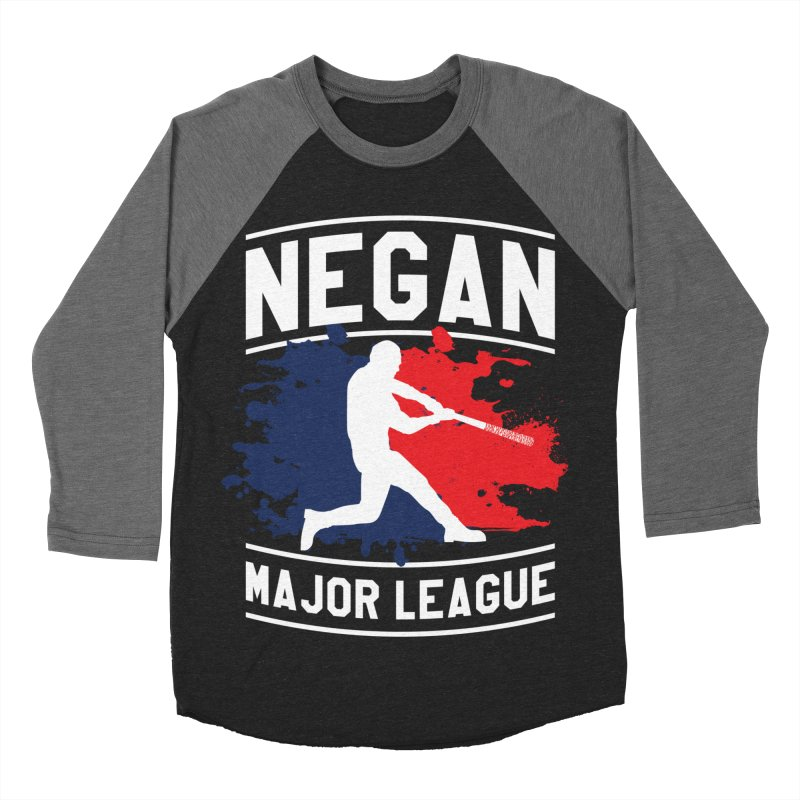Negan-Major-League Women's Baseball Triblend T-Shirt by japdua's Artist Shop