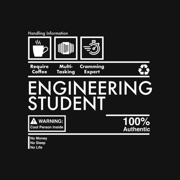 image for Engineering Student Handling Info