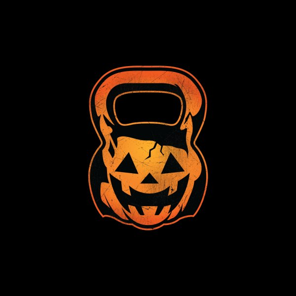 image for Kettlebell Pumpkin Halloween Workout