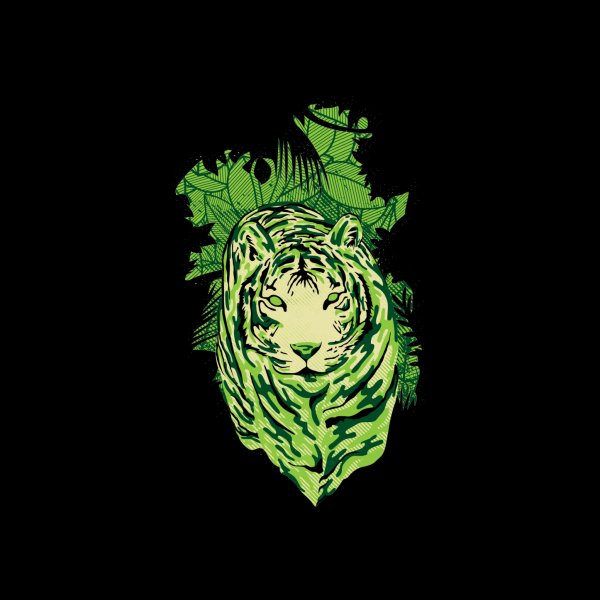 Design for Tiger Camouflaged
