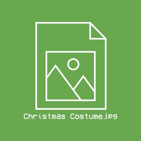 image for Christmas Costume .jpg Funny Missing Image JPG File Extension