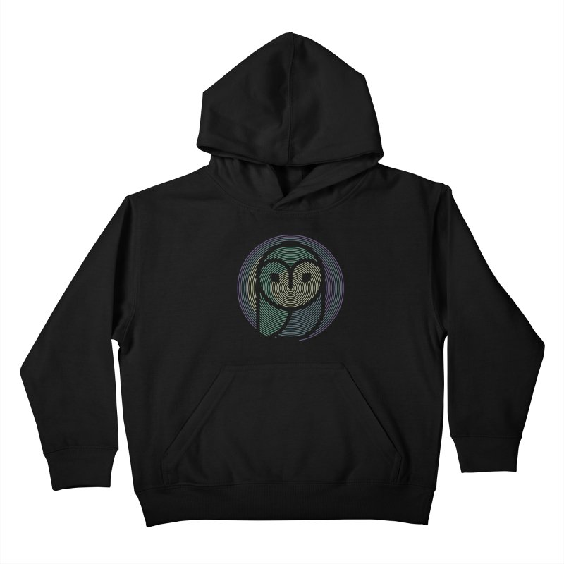 Truth and Honor Kids Pullover Hoody by japdua's Artist Shop