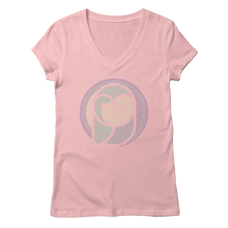 Truth and Honor Women's V-Neck by japdua's Artist Shop