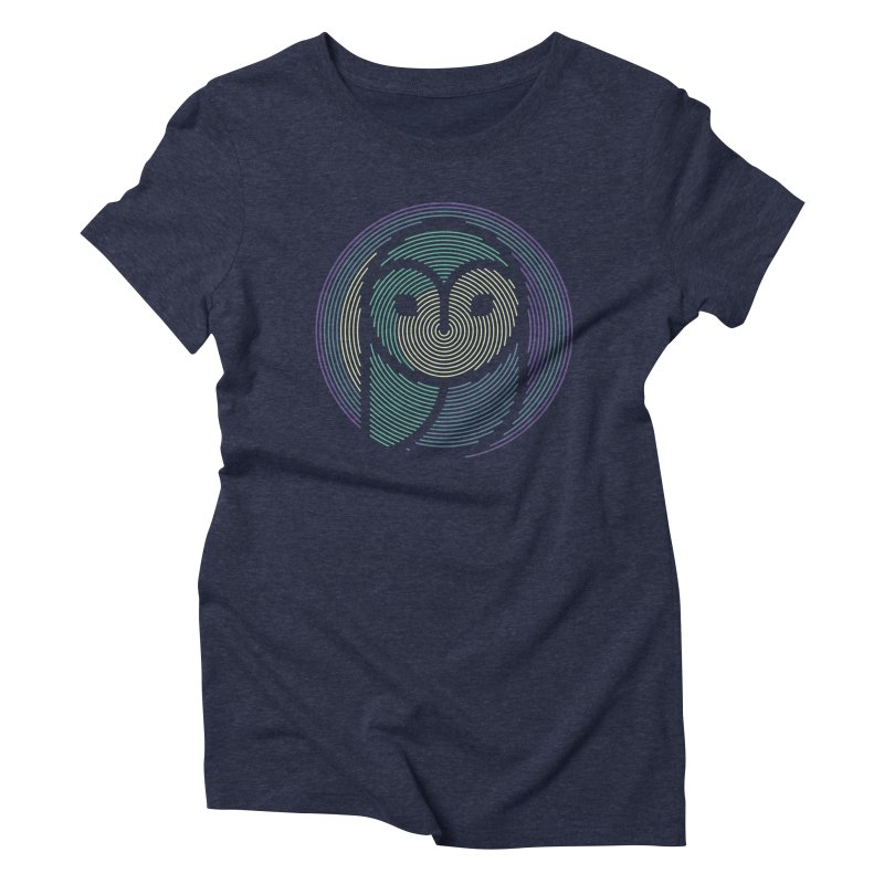 Truth and Honor Women's Triblend T-Shirt by japdua's Artist Shop