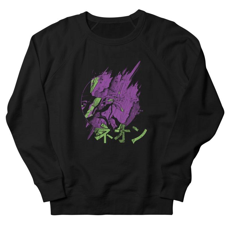 NEON Men's Sweatshirt by japdua's Artist Shop
