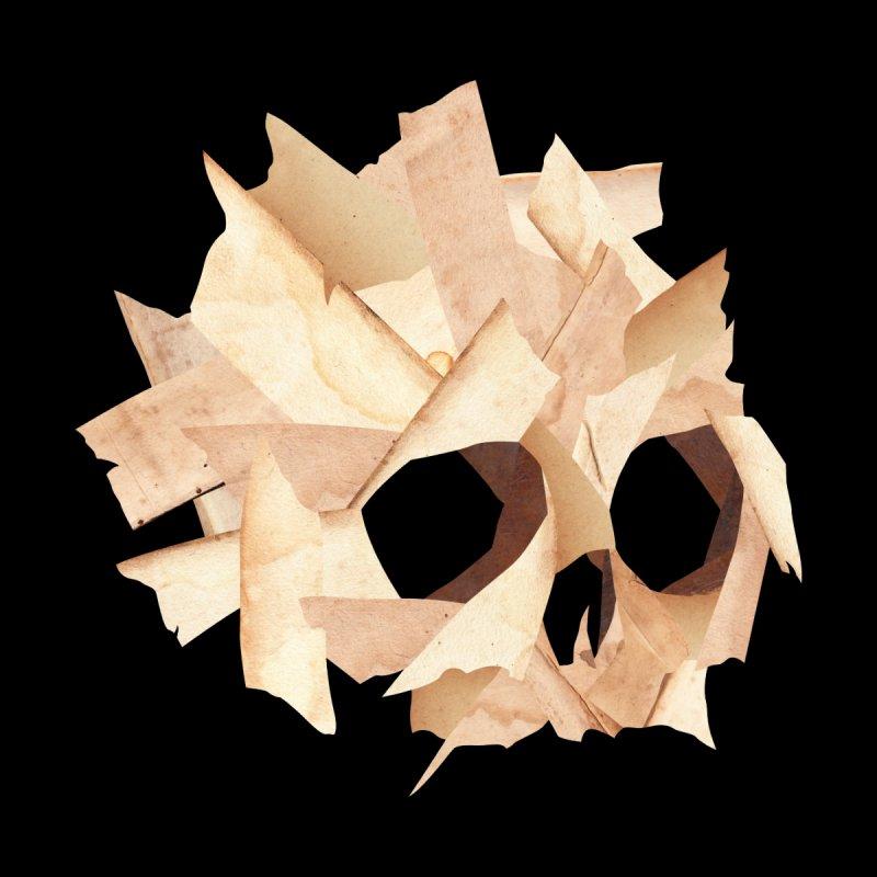 Paper Skull None  by japdua's Artist Shop
