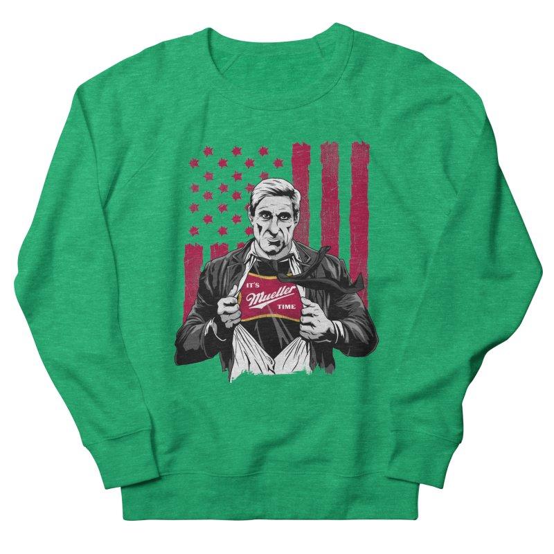 It's Super Mueller Time Women's Sweatshirt by japdua's Artist Shop