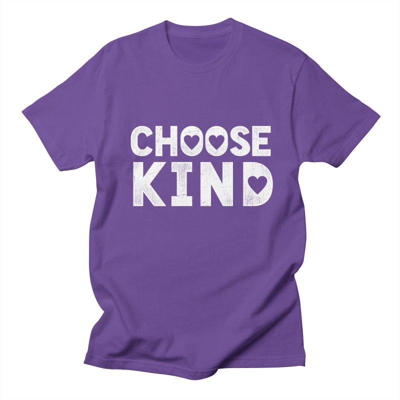 Choose Kind Men's T-Shirt by japdua's Artist Shop